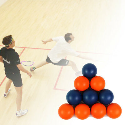Beginner Medium Speed Durable Squash Ball Training Competition Accessories Oma