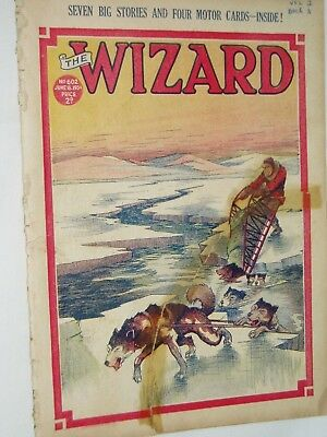 THE WIZARD Comic......D C Thomson....16th June 1934.....free postage