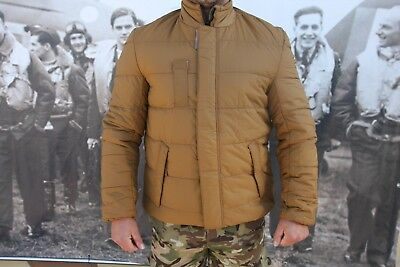 Brand New  Dutch Army Softie Thermal Jacket Reversible Size S