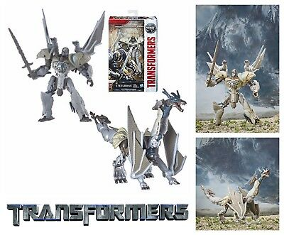 Transformers The Last Knight STEELBANE Action Figures Premier Edition Kids Toys