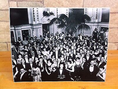 Creepy OVERLOOK HOTEL BALLROOM PHOTO horror movie prop THE SHINING 8x10 Room 237