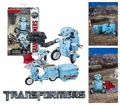 Transformers The Last Knight AUTOBOT SQWEEKS Action Figures Premier Edition Toys