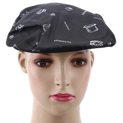 Fashion Chef Hats Kitchen Work Wear Cap Coffee Restaurant Waiter Hat 8C