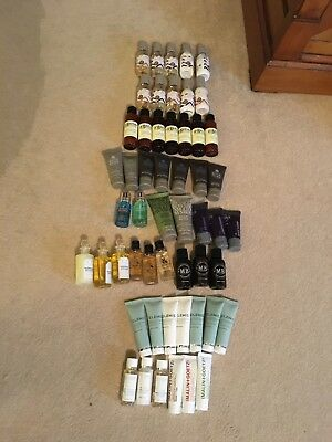 Mixed Gift Sets, Elemis, molton brown  Co Biglow  Rik Rak  White Comp 53 Items