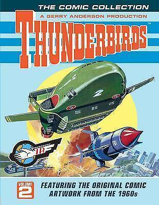 Thunderbirds: The Comic Collection: Volume 2, Anderson, Gerry, Excellent