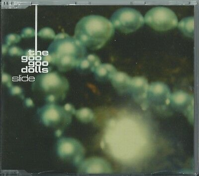Goo Goo Dolls - Slide / Acoustic # 3 / Nothing Can Change You 1999 German Cd