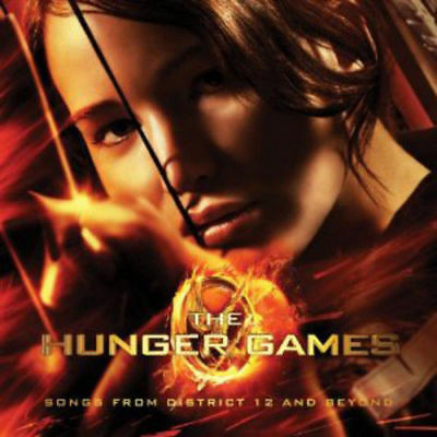 The Hunger Games Original Motion Picture Soundtrack CD Album New & Sealed
