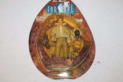 2000 Farscape Commander John Crichton Series one action figure by Toy Vault