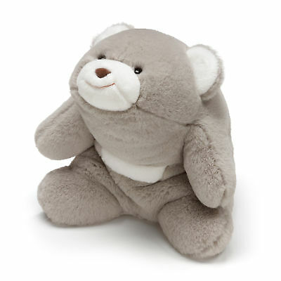 GUND - Snuffles Teddy Bear, Sitting - Plush Animal 10-in, Gray