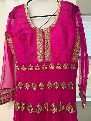 Pink Indian Gown/Dress