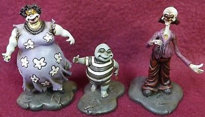 Nightmare Before Christmas Corpse Family Accessory Set