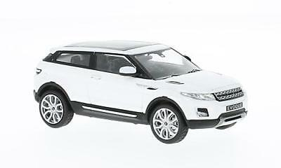 Land Rover Range Rover Evoque Coupe, weiss, 1:43, WhiteBox