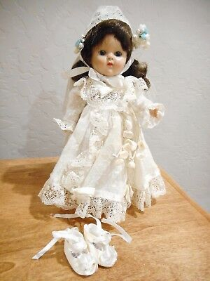 1950's GINNY VOGUE DOLLS, INC. BRIDE OUTFIT
