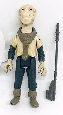 Yak Face Star Wars Vintage Last 17 Kenner Europa Exclusive Actionfigur TOP
