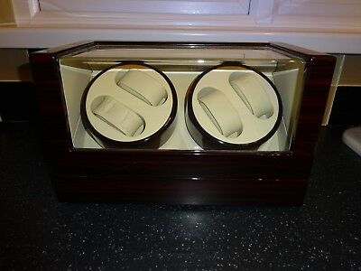 Automatic 4-watch winder by J Queen - Not Working - Project