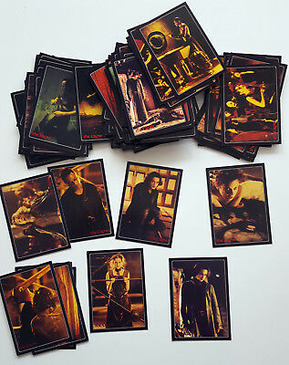 Die Krähe The Crow City of Angels Movie TradingCards Sammelkarten Box komplett