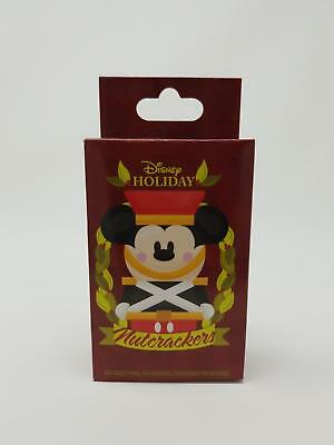 Disney Parks Holiday Christmas 2018 Nutcracker Mystery Pins - New & Sealed