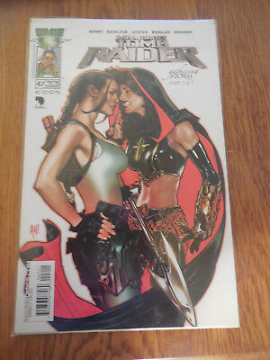 Tomb Raider - Gathering Storm Part 2 Of 3 (Vol 1 / Issue 47) Comic Book