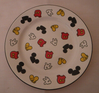 "Disney Mickey Mouse 8"" Plate"