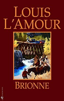 Brionne by L'Amour, Louis Paperback Book The Cheap Fast Free Post