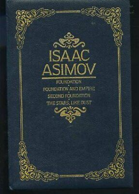 The Foundation Trilogy: The Stars, Like Dust by Isaac Asimov Book The Cheap Fast