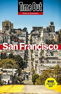 Time Out San Francisco City Guide (Time Out Guides) by Time Out Book The Cheap