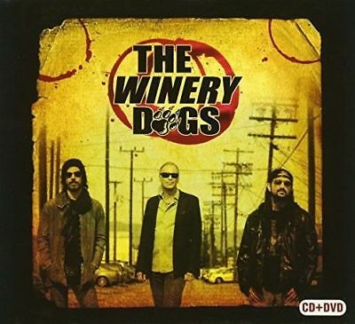 Winery Dogs New Cd