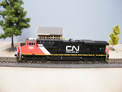 Fox Valley ModelsN Scale Canadian National ES44DC #2290 Loco