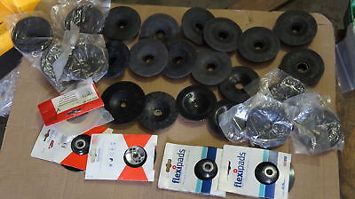 Lot of 28 backing pads