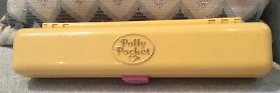 Rare PollyPocket  1989 Pretty Nails Playset.
