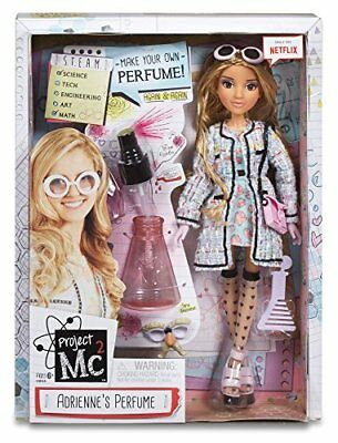 NEW Project Mc2 Experiment with Doll - Adrienne's Perfume