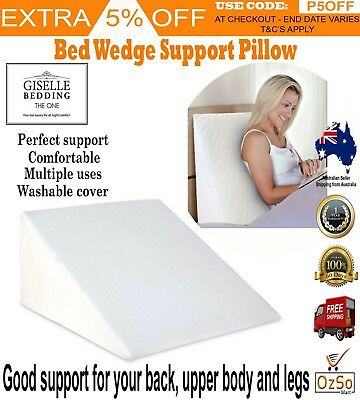 Wedge Support Bed Pillow