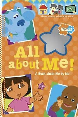 NICK JR ALL about Me by Nickelodeon Staff; Chronicle Books ...
