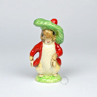 Beswick Beatrix Potter Prototype Benjamin Bunny Better Red Collection