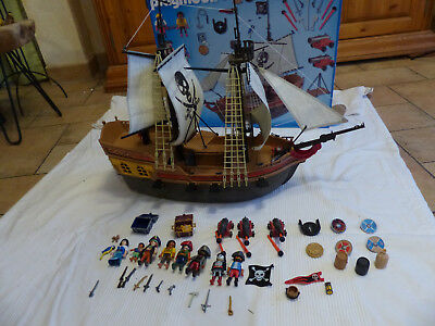 Playmobil Piratenschiff 5135