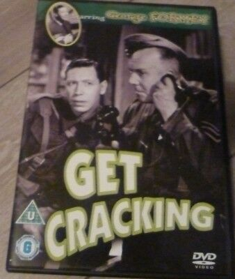 Get Cracking (DVD) GEORGE FORMBY*COMEDY*CLASSIC FILM*