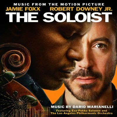 The Soloist Original Motion Picture Soundtrack CD Album New & Sealed