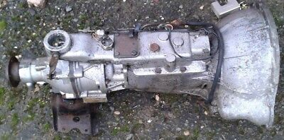 TRIUMPH J TYPE Overdrive Gearbox  Dolomite Sprint   (TR5 TR6 Stag)