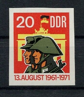 DDR PH 1691 NVA BERLIN WALL 1971 PHASENDRUCK ENDPHASE MILITARY PROOF !! a2695