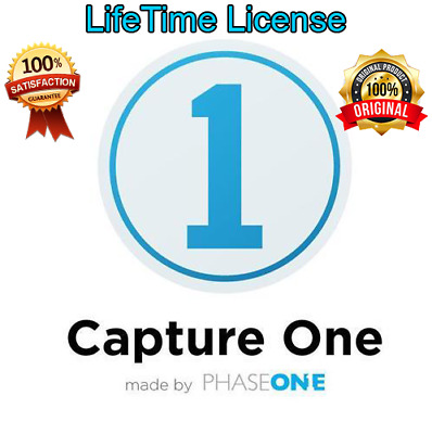Capture One Pro 12 ✔️Latest Version ✔️ Lifetime Activator ✔️ Fast Delivery