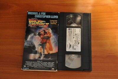 Back to the Future 2 (VHS, 1990)