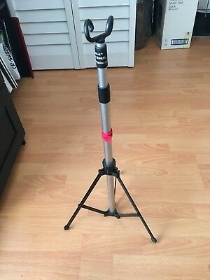 Pitch It By Sharps IV Pole collapsible adjustable IV pole NEW easy to travel