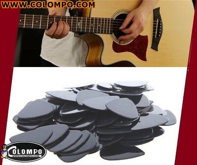 100 To 10 Assorted Thin Medium Acoustic Electric Bulk Guitar Picks Plectrum UK