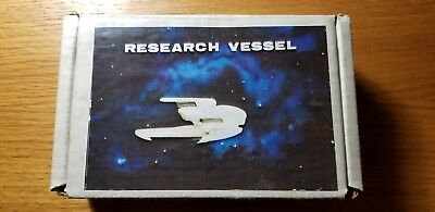 Star Trek USS Grissom Resin model, w/stand and decals