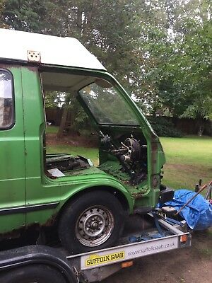 Toyota Hi-Ace Camper Breaking For Spare Parts Only