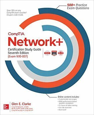 CompTIA Network+ Certification Study Guide, Seventh Edition (Exam N10-007) by…