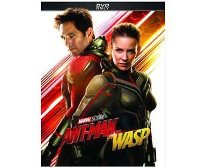 Ant-Man And The Wasp DVD 2018 DVD Marvel New Sealed US Seller Paul Rudd
