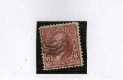 Early Usa President Stamp/lightly -Used