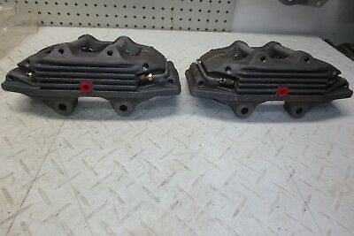 Coleman 4 piston brake calipers set of two new imca nascar ump