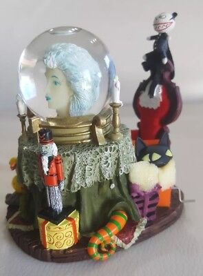 Rare! Haunted Mansion Holiday Madame Leota & Nightmare Before Christmas Figurine